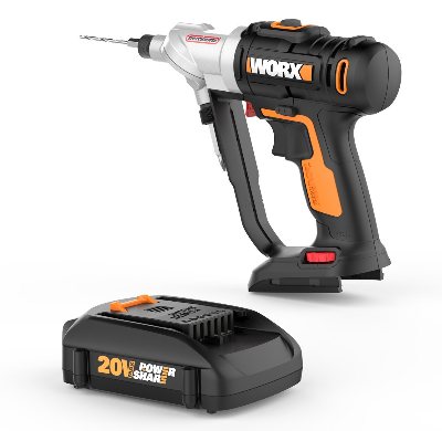 WORX WX176L 20V Switchdriver Review