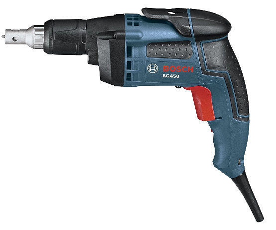 Bosch SG450 120-Volt 4500 RPM Screw Gun Review