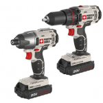 PORTER-CABLE PCCK604L2 20V Lithium Ion Compact Drill Review