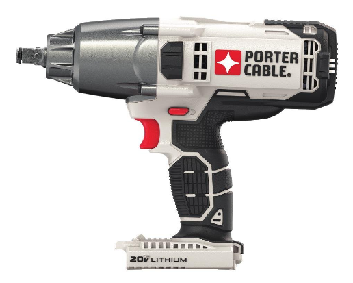 "PORTER-CABLE PCC740B 1/2"" Cordless Impact Wrench Review"