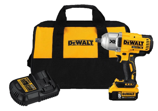 DEWALT DCF899P1 Brushless Impact Wrench Kit Review
