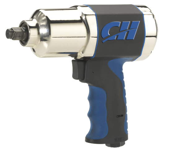 Campbell Hausfeld Twin Hammer Air Impact Wrench Review