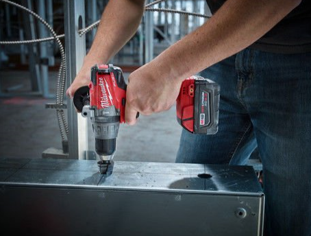 Milwaukee 2704-20 Hammer Drill Review