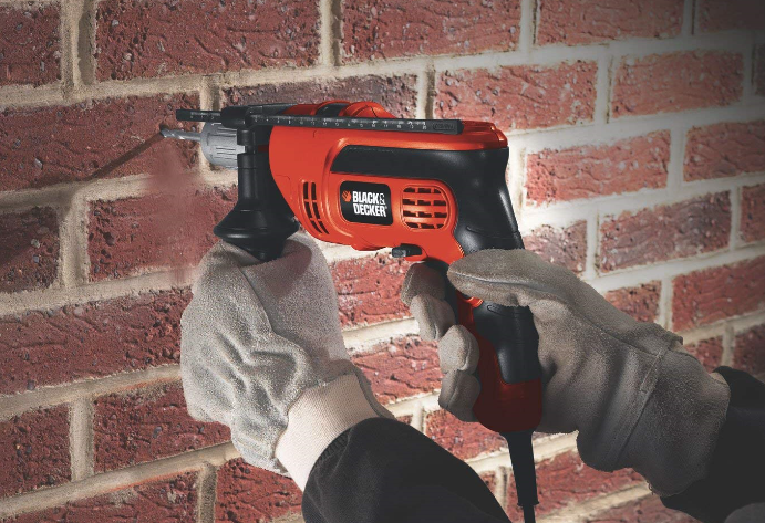 BLACK+DECKER DR670 Hammer Drill Review