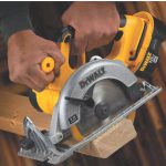 DEWALT DC390B 18-Volt Cordless Circular Saw Review