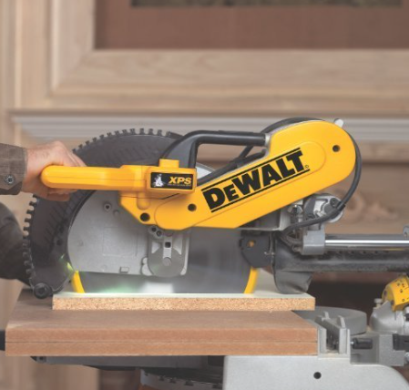 DEWALT DWS780 Double Bevel Miter Saw Review