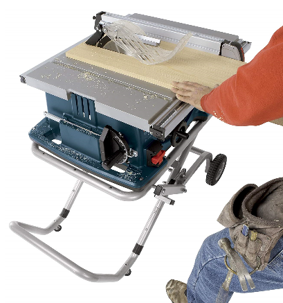 Bosch 4100-10 Worksite Table Saw Review