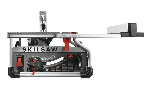 SKILSAW SPT70WT-01 Worm Drive Table Saw Review