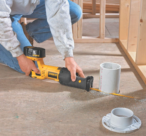 DEWALT DC385B Cordless Reciprocating Saw Review