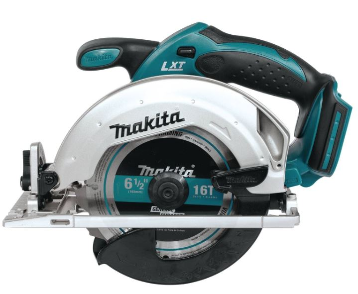 Makita XSS02Z Cordless Circular Saw Review