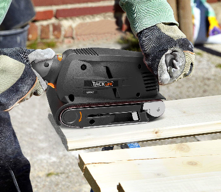 Tacklife PSFS1A Belt Sander Review