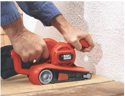 BLACK+DECKER BR318 Belt Sander Review