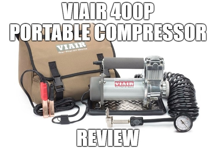 VIAIR 400P Portable Compressor Review
