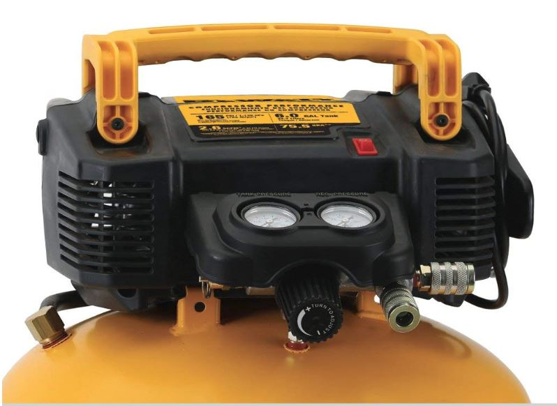 DEWALT DWFP55126 Pancake Compressor Review
